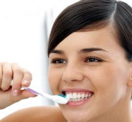 Gera burnos higiena